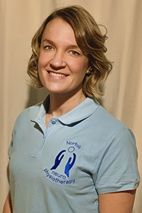 Jenny Rowe - neuro-physiotherapy in Norfolk